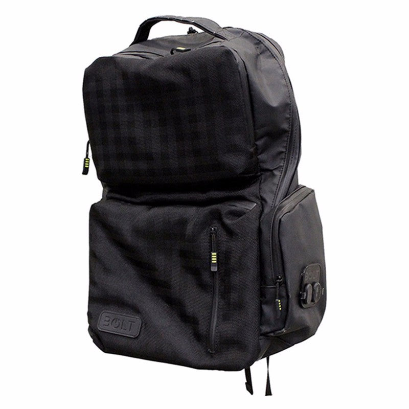 M-Edge Bolt Series Backpack w/ Battery for Up to 17 inch Devices - Black