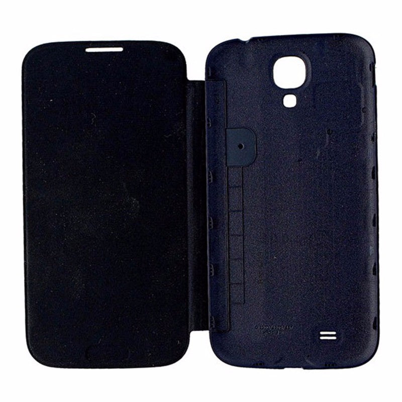 Samsung Folio Flip Case for Samsung Galaxy S4 Smartphone - Black