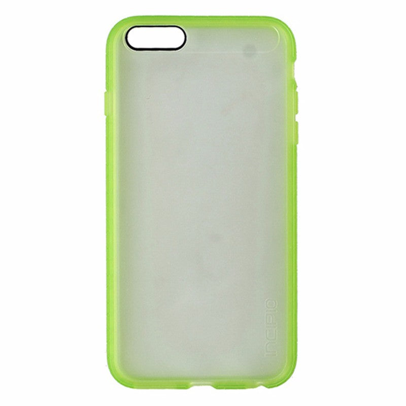 Incipio Octane Series Hybrid Case for iPhone 6s Plus/6 Plus - Frost / Lime Green