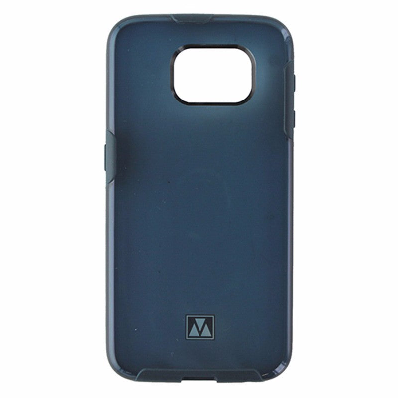 M-Edge Glimpse Hybrid Case for Samsung Galaxy S6 - Translucent Dark Blue