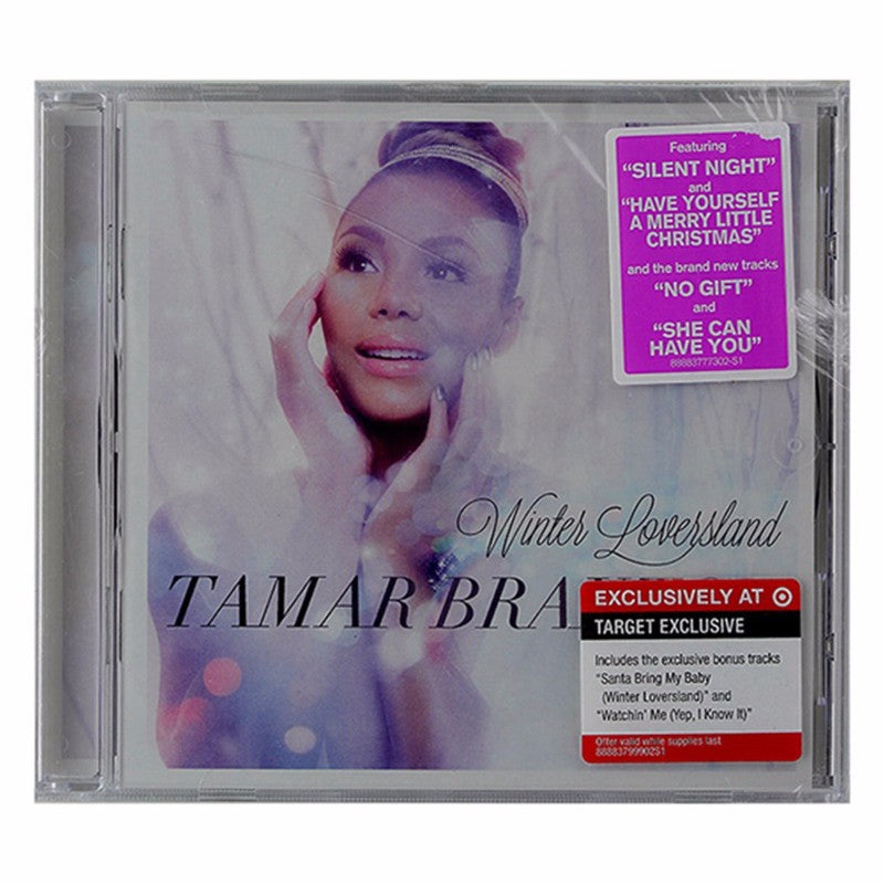 Tamar Braxton Audio CD - Winter Loversland Edition (2013 Release)