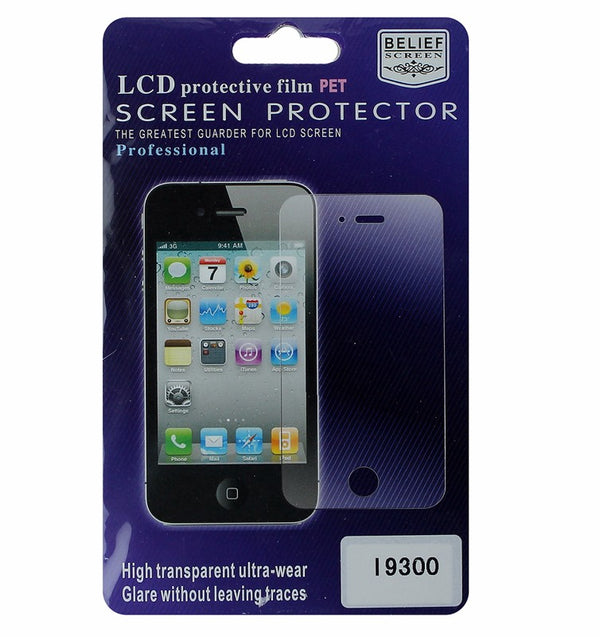 Belief Screen Scratch Protector for Samsung Galaxy S III (S3) - Clear
