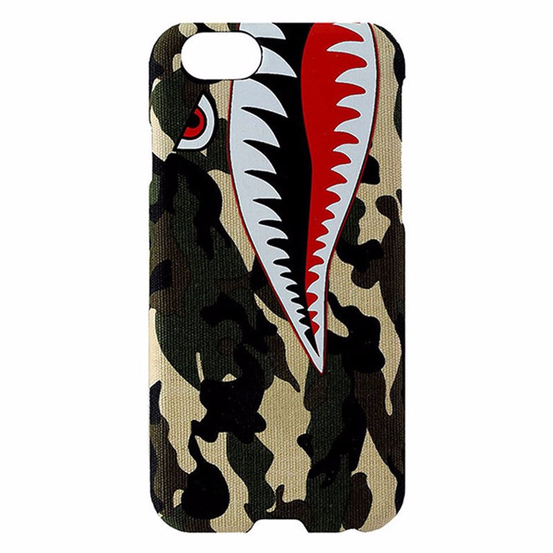 Agent 18 Slimshield Shell Case for iPhone 6 / 6s - Camo Fighter