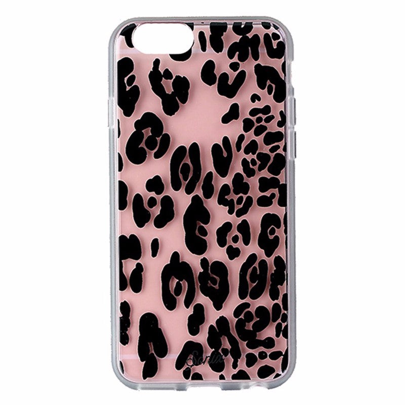 Sonix Clear Coat Hybrid Shell Case for iPhone 6 / 6s - Clear/ Pink Tint /Cheetah