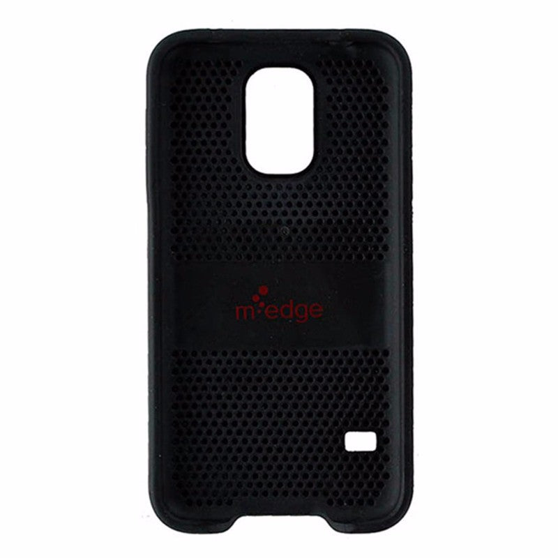 M-Edge Echo Series Hybrid Hard Case for Samsung Galaxy S5 - Red / Black