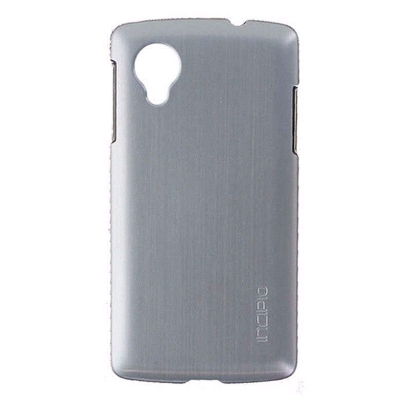 Incipio Feather Shine Series Slim Hardshell Case for LG Nexus 5 - Dark Silver