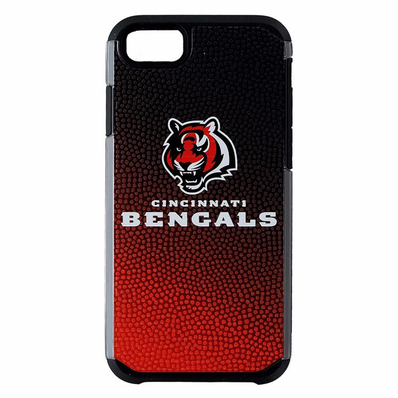 NFL Pebble Grain Dual Layer Case for iPhone 7/6s/6 - Cincinnati Bengals