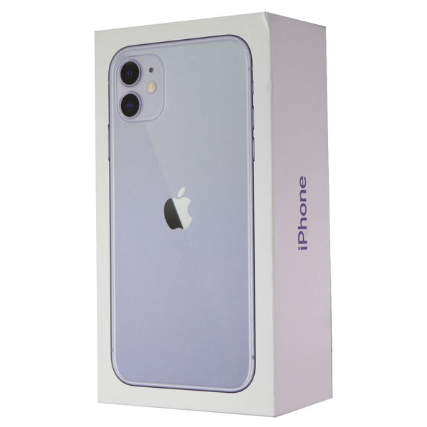 RETAIL BOX - Apple iPhone 11 - 128GB / Purple - NO DEVICE