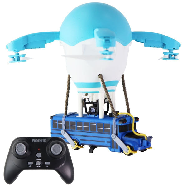 Fortnite Battle Bus Remote Control Drone Toy (FNT0119)