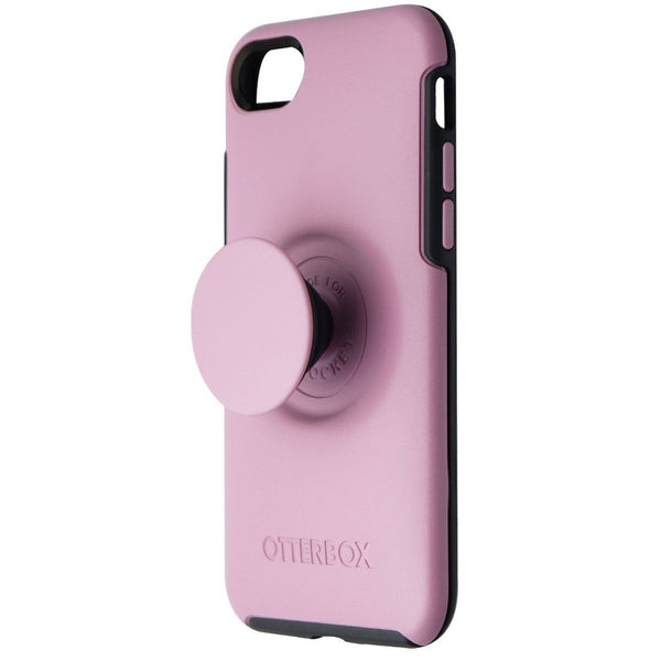 OtterBox + Pop Symmetry Series Phone Case for iPhone 8 / 7 - Mauveolous (Pink)