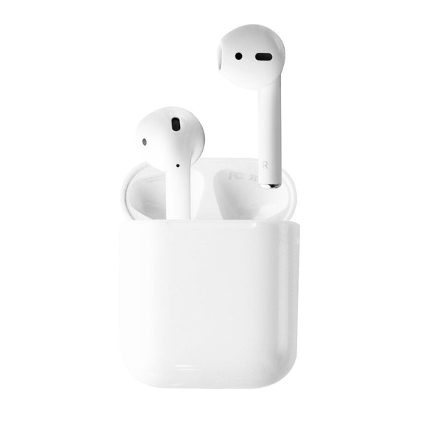 Apple AirPods (1st Gen) Wireless Bluetooth In-Ear Headphones and Case - White