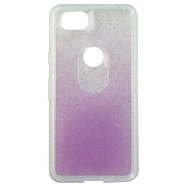 OtterBox Symmetry Case for Google Pixel 2 - Hello Ombre (Purple Fade / Glitter)