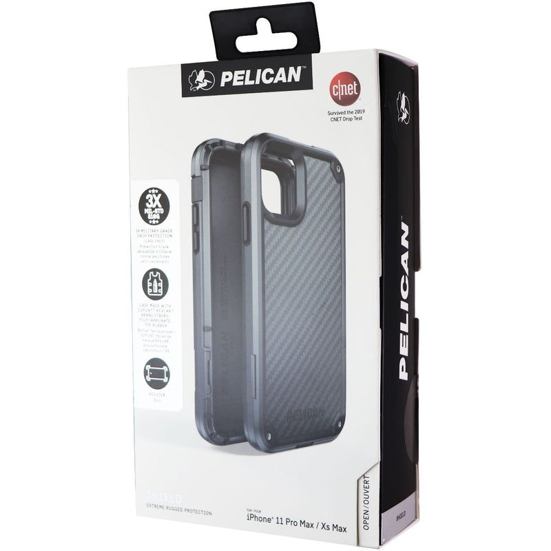 Pelican Shield Case and Holster for Apple iPhone 11 Pro Max / Xs Max - Black