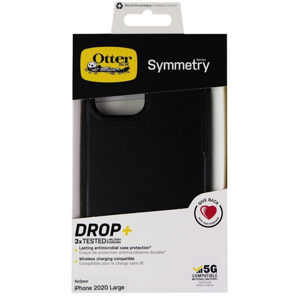 OtterBox Symmetry Series Hybrid Case for Apple iPhone 12 Pro Max - Black
