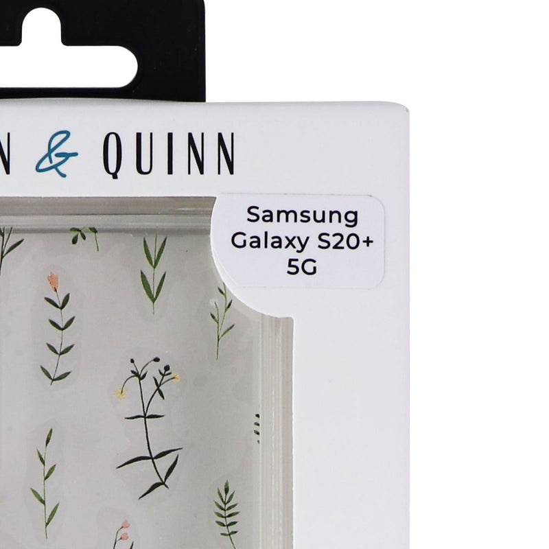 Carson & Quinn Case for Samsung Galaxy (S20+) 5G - Clear / Dainty Botanical