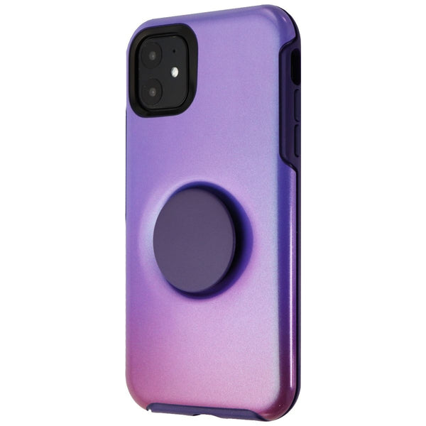 OtterBox + Pop Symmetry Series Case for Apple iPhone 11 - Violet Dusk