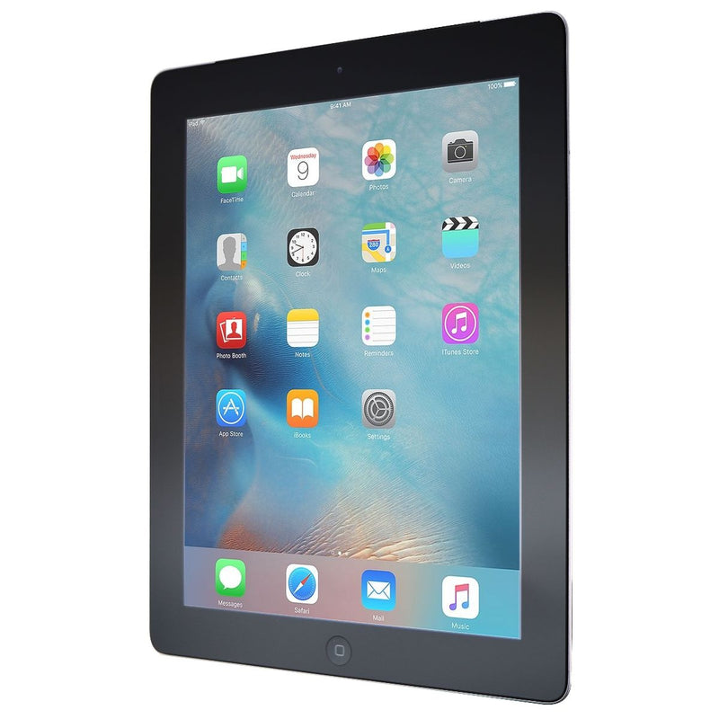 Apple iPad (9.7-inch) 4th Generation Tablet (A1459) GSM Only - 32GB / Black