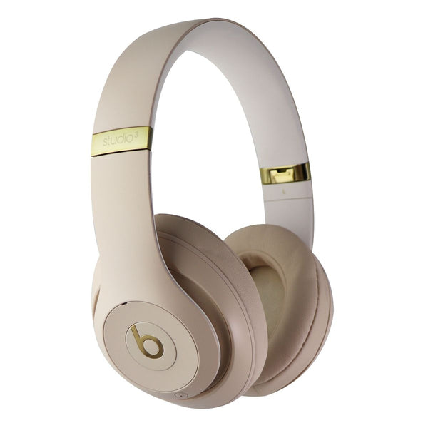 Beats Studio3 Wireless Noise Cancelling Over-Ear Headphones - Desert Sand