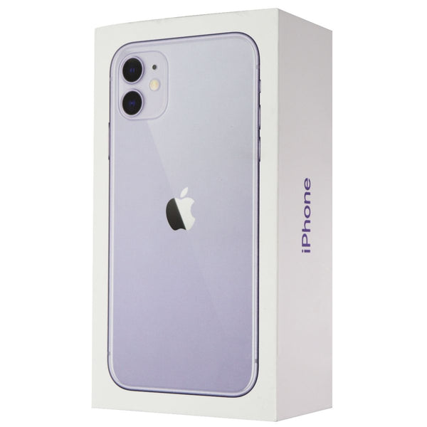 RETAIL BOX - Apple iPhone 11 - 64GB / Purple - NO DEVICE