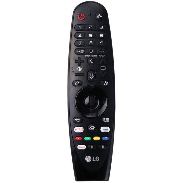 LG Replacement Magic Remote Control for LG (AN-MR19BA) - Black