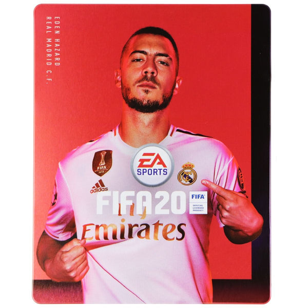 Standard Edition Blu-Ray Case Steelbook for FIFA 20 (NO GAME)