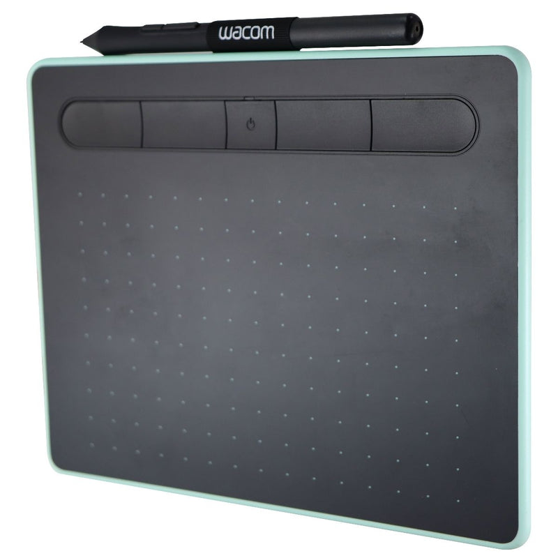 Wacom Intuos Wireless Graphics Drawing Tablet  - Black/Pistachio