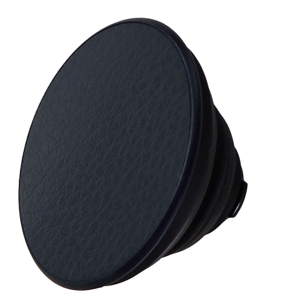 PopSockets Replacement Swappable Grip Top - Navy Vegan Leather (Top Only)
