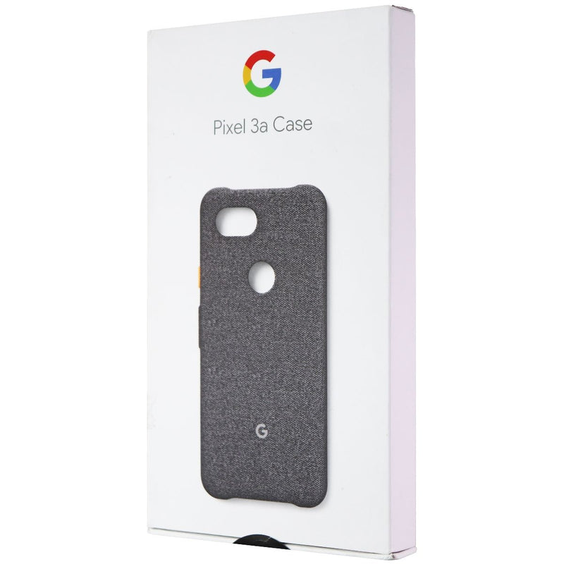 Google Fabric Case for Google Pixel 3a Case - Fog - Gray