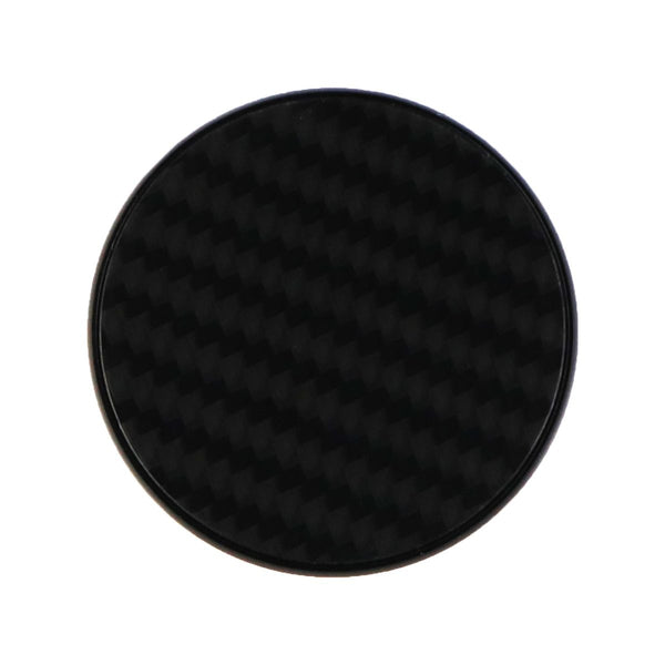 PopSockets PopGrip Swappable Grip for Phones & Tablets - Carbon Fiber