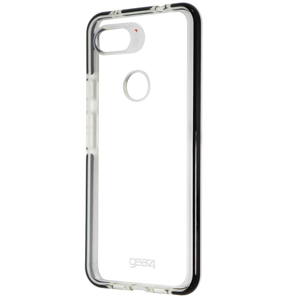 Gear4 Piccadilly Hybrid Case for Google Pixel 3a XL Smartphones - Clear/Black