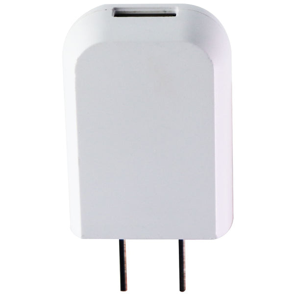(5V/1A) Switching Power Supply USB Wall Charger/Adapter - White (DCTA050100UI)