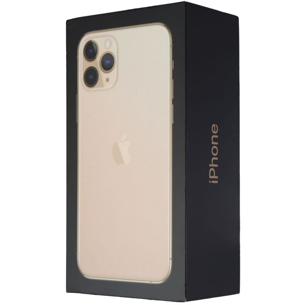 RETAIL BOX - Apple iPhone 11 Pro - 256GB / Gold - NO DEVICE