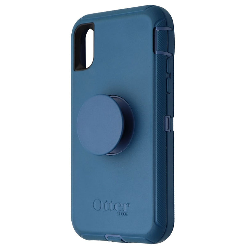 OtterBox + Pop Defender Screenless Case for iPhone Xs / X- Winter Shade Blue