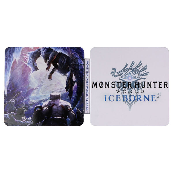 Scanavo Monster Hunter World Iceborne Exclusive Mini Steelbook (NO GAME)