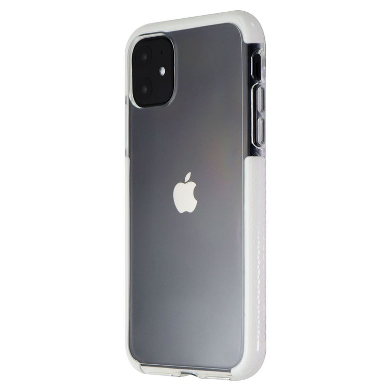 BodyGuardz Ace Pro Flexible Case for Apple iPhone 11 and iPhone XR - Clear/White