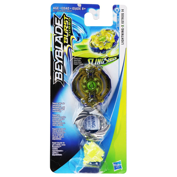 Beyblade - Burst Turbo Slingshock - Blue