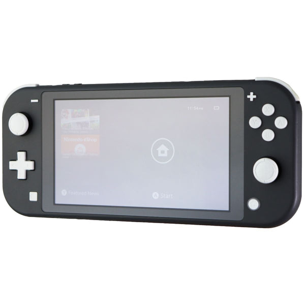 Nintendo Switch Lite Hand-Held Gaming Console - Gray (HDH-001)