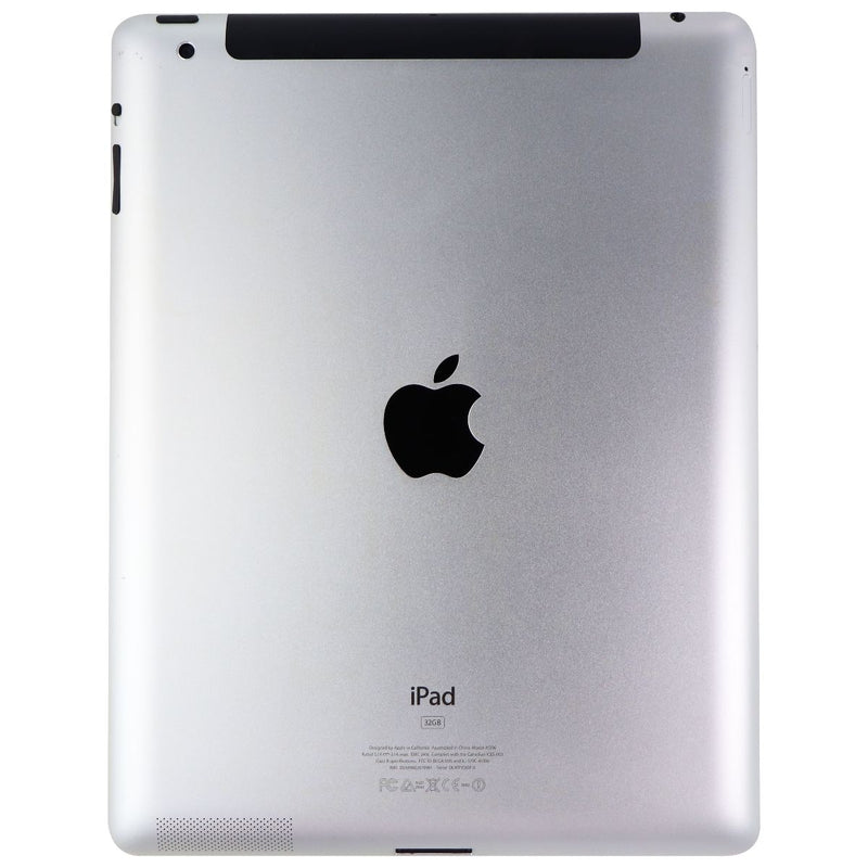 Apple iPad 9.7 (2nd Gen, 2011) Tablet A1396 (Now Wi-Fi Only) - 32GB / Black