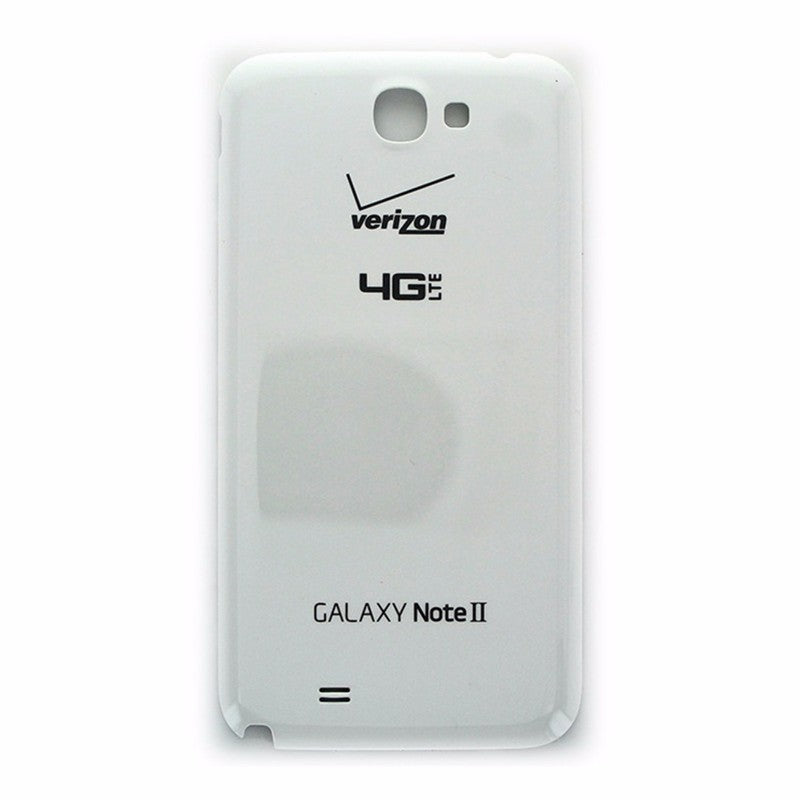 Back Cover Battery Cover for Verizon Galaxy Note II SCH-i605 - WHITE