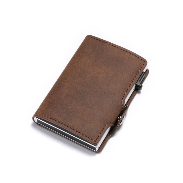New Men RFID Single Box Wallet