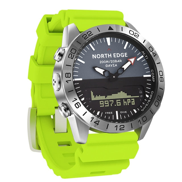 Sports Digital Man's Watches