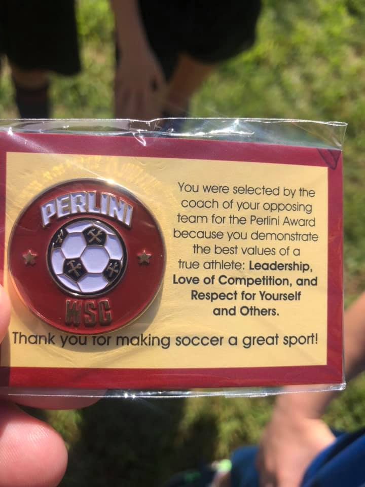 #PerliniSoccer