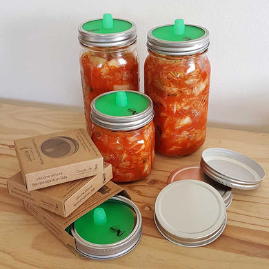 Fermentation Jar Kits 1 Ltr & 500ml options