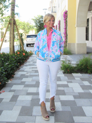 PALM BEACH JACKET