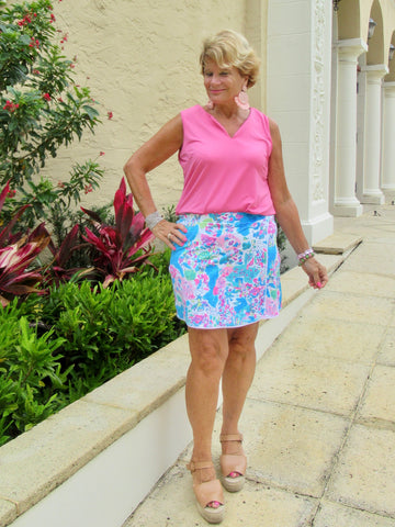 PALM BEACH SHORT SKORT