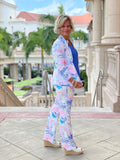 POST CARDS OF LOVE PALAZZO PANT