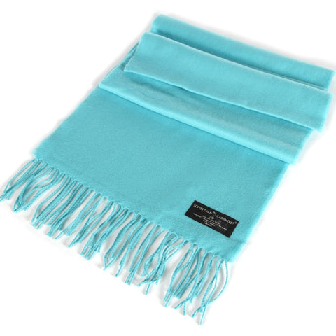 SOLID CASHMERE FEEL SCARF (8-Colors)