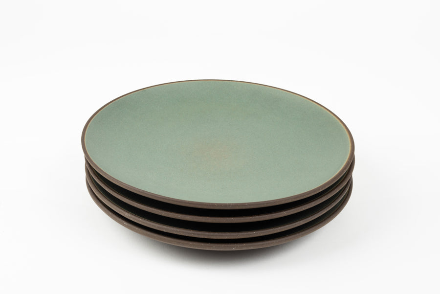 "10.5"" Coupe Entree Plate Set"