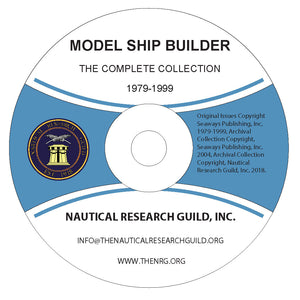 Model Ship Builder, The Complete Collection