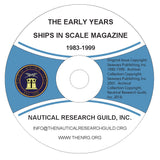 Ships in Scale - The Early Years 1983-1999